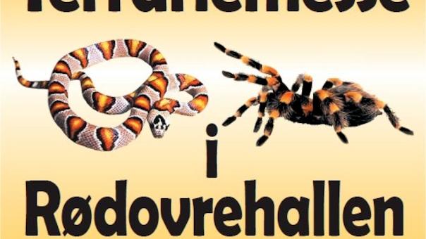 Reptil og Terrariemesse i Rødovrehallen