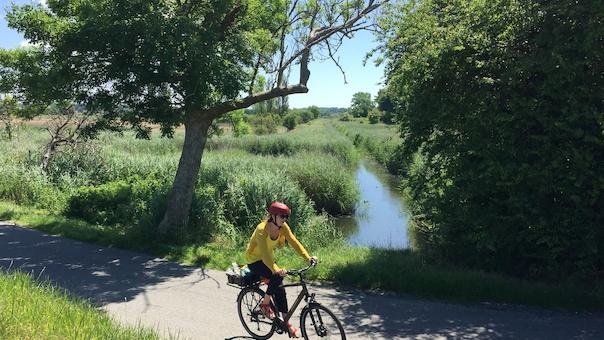 Cykeltur rundt om Stokkeby Nor