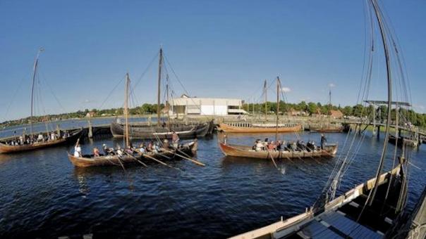 Ro ud på Roskilde Fjord