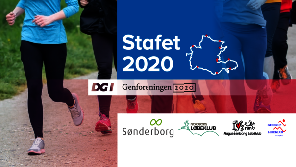 DGI Stafet 2020 - Nordborg
