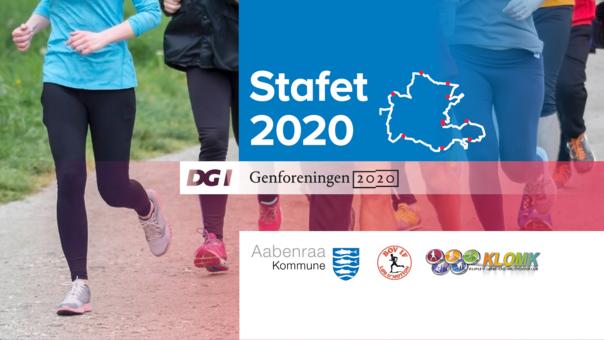 DGI Stafet 2020 - Kruså