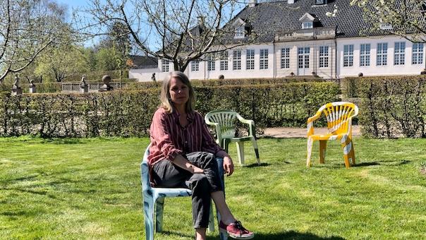 Kunstnersamtale: Anna Bjerger & Dorthe Nors på Gl. Holtegaard