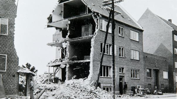 Byvandring: Esbjerg under 2. Verdenskrig - EKSTRA