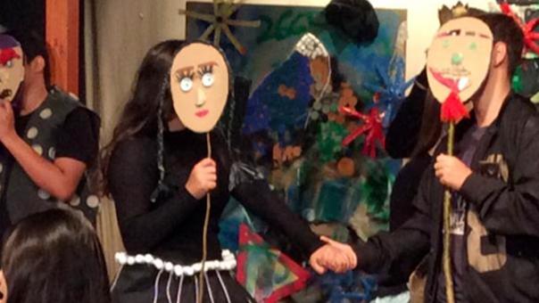 Teaterlaboratoriet - Ishøj Kulturskole