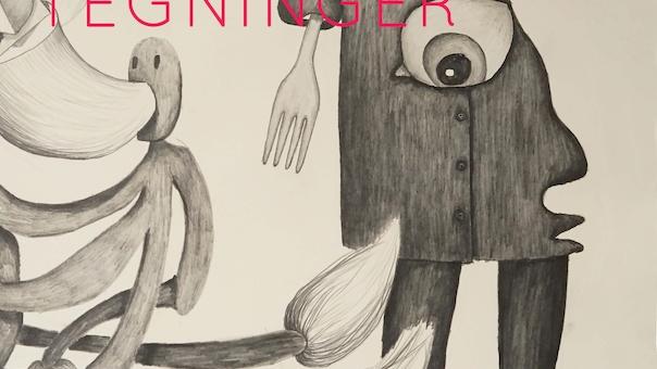 Claus Ejner: Automattegninger (online)