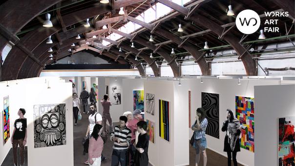 Works Art Fair - Kunstmesse