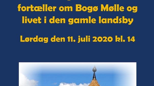 Bogø Mølles historie