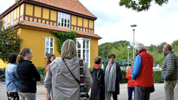 Byvandring i Silkeborg