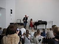 GENKLANGE koncert