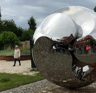 Guidet tur - Nye kunstværker i Varde