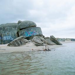 Oplev Houvigfæstningen/ bunkerne i Houvig.