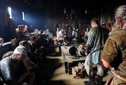 Arkæologen fortæller på Ribe VikingeCenter
