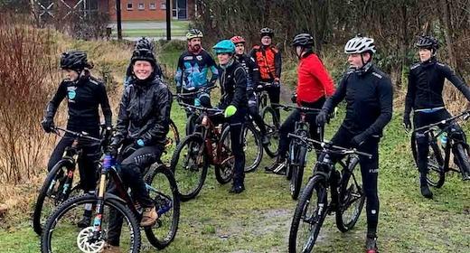 Lørdagscykeltur fra Birks Bike Shop