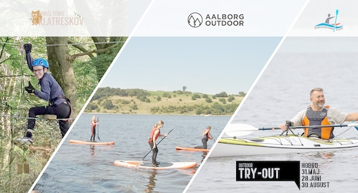 Outdoor TRY OUT - Hobro (31. maj)