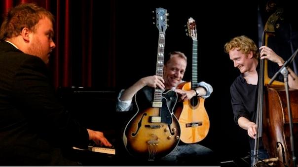 Jazz på Tværs - Jacob Fischer XMAS Friends på Fuglsang Herregaard