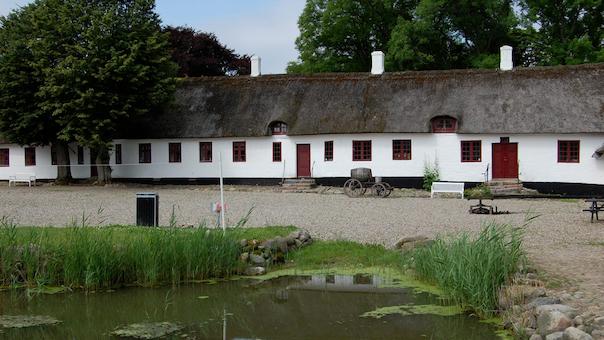 Historisk vandretur - Følg magtens fodspor frem til Hessel