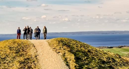 Vandretur i Mols Bjerge med historie- og naturoplevelse