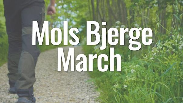 Mols Bjerge March - 60 km udfordring