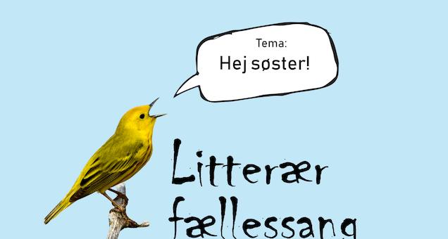 Litterær morgensang: Hej søster! - piger og kvinder i højskolesangbogen