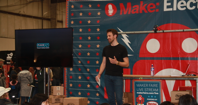 TALK: How makers can impact education