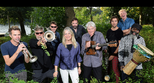Pierre Dørge & New Jungle Orchestra feat