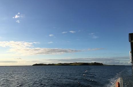 Nexelø - barndommens ø