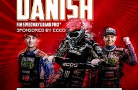 Danish FIM Speedway Grand Prix Sponsored By ECCO