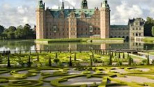Besøg Barokhaven på Frederiksborg Slot