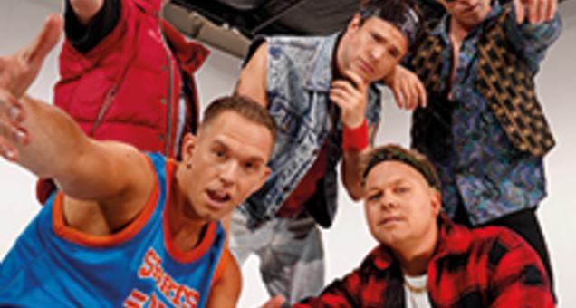 The Boyband Tour - Do you remember?