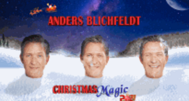 Anders Blichfeldt - Christmas Magic