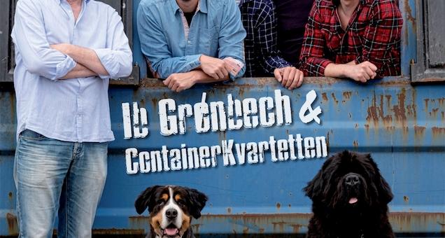 Ib Grønbech og Containerkvartetten