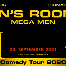 Men's Room 4 - Mega Men.