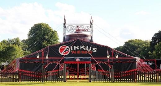 Zirkus Nemo 2021 - Silkeborg