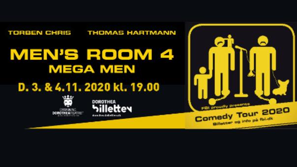 Men's Room 4 - Mega Men