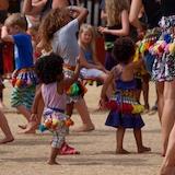 Afrikansk dans for børn (2-5 år)