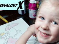 Børnevalget - Tegn din egen valgplakat