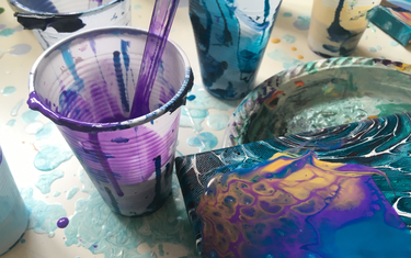 Workshop: Fluid Art (fra 6 år)