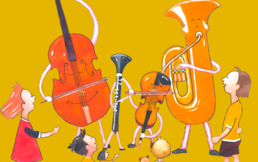 Aflyst: Musik: Klassiske koncerter for børn (3-7 år)
