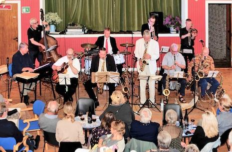 Jazz på Røsnæs - A-team med Niels Jørgen Steen