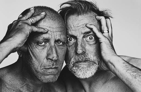 Odsherred Teater: To halvgamle mænd - det store liveshow!
