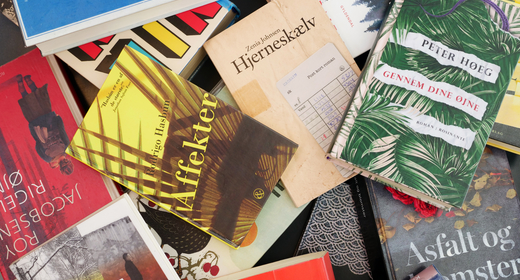 Bogsnak - en snak om bøger