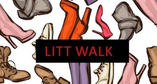 Littwalk - and talk
