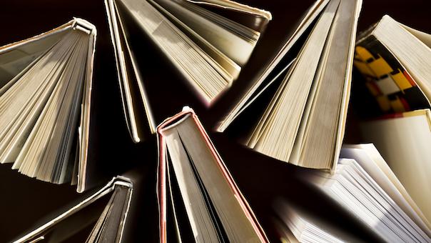 Bogcafé: Dén skal du læse