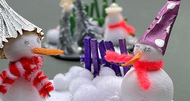 Juleworkshop med Karen Marie Dehn