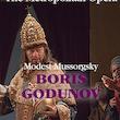 OperaBio - Boris Godunov