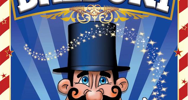 Cirkus Baldoni 2021 (husk coronapas)