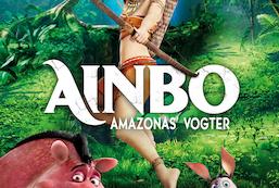 Ainbo - Amazonas vogter - Dansk tale