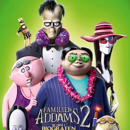 Familien Addams 2 - Dansk tale.