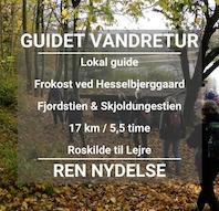 Guidet vandretur fra Roskilde til Lejre