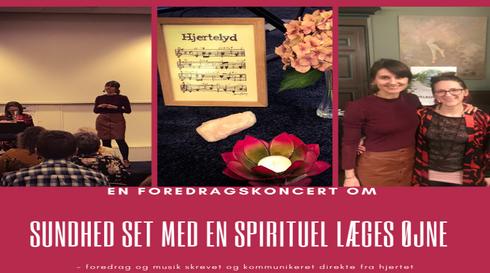 Sundhed set med en spirituel læges øjne